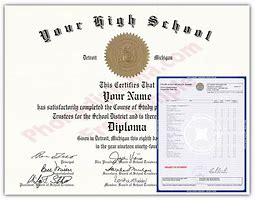 Fake Enterprise High Diplomas Being Sold On Internet