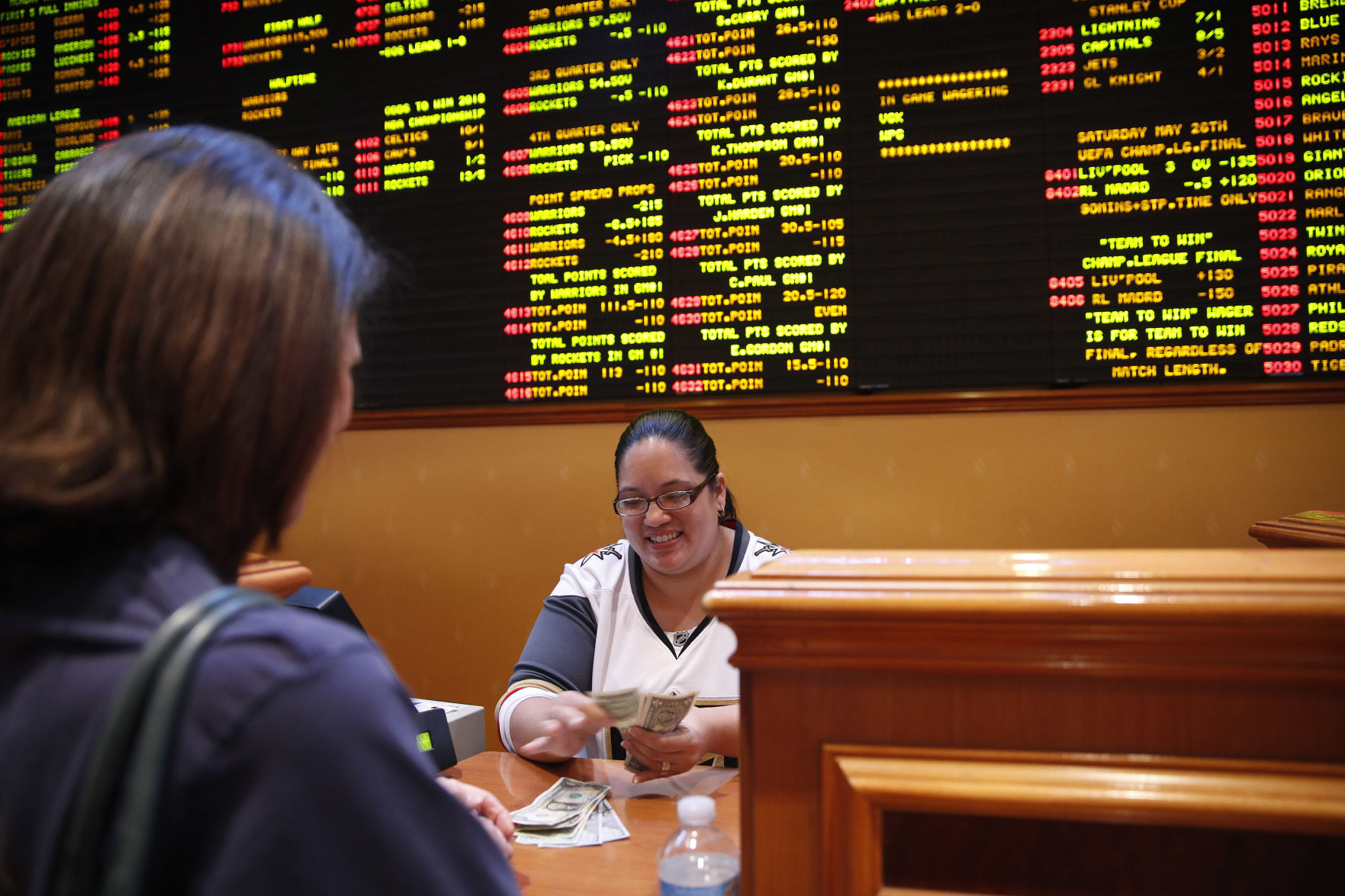 Sports Betting Asian Handicap Odds And Live Casino