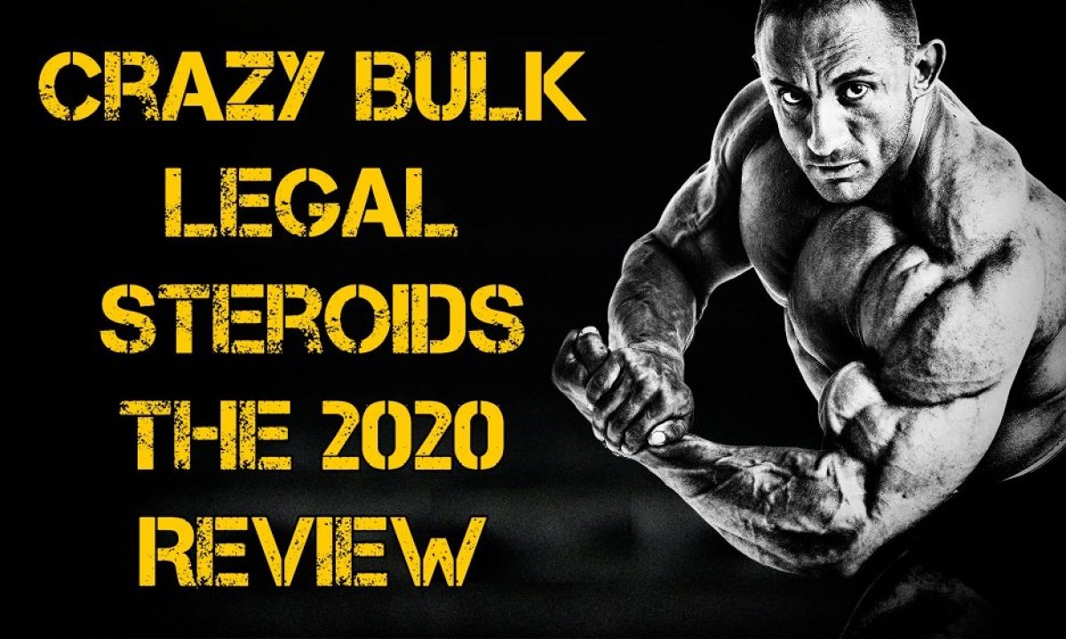 ALL YOU REQUIRED TO UNDERSTAND ABOUT CRAZYBULK