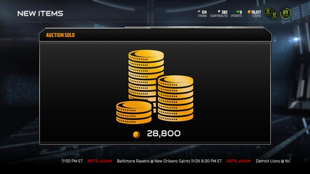 Madden Ultimate Team receives a new Free Agency Promo
