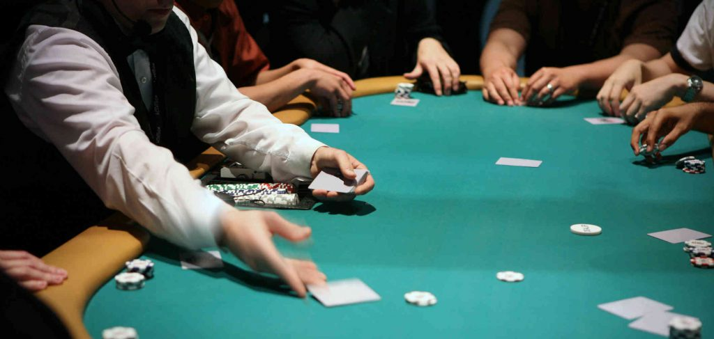 Three Unusual Details About Gambling Online