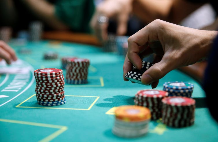 8 Ideas That can Change The best way You Casino