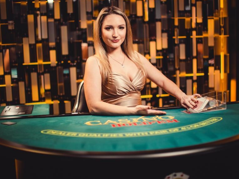 Popular live casino studios compared