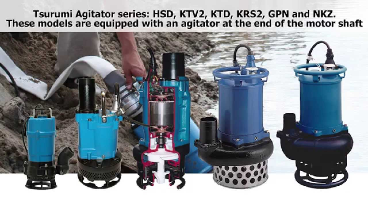 Submersible Pumps - An Elaborate Insight - Marketing
