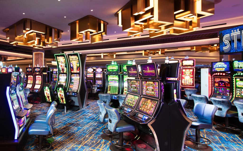The Insider Secrets And Techniques Of Online Slots Found